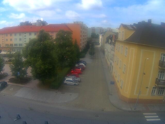 Webová kamera - náměstí T. G. Masaryka