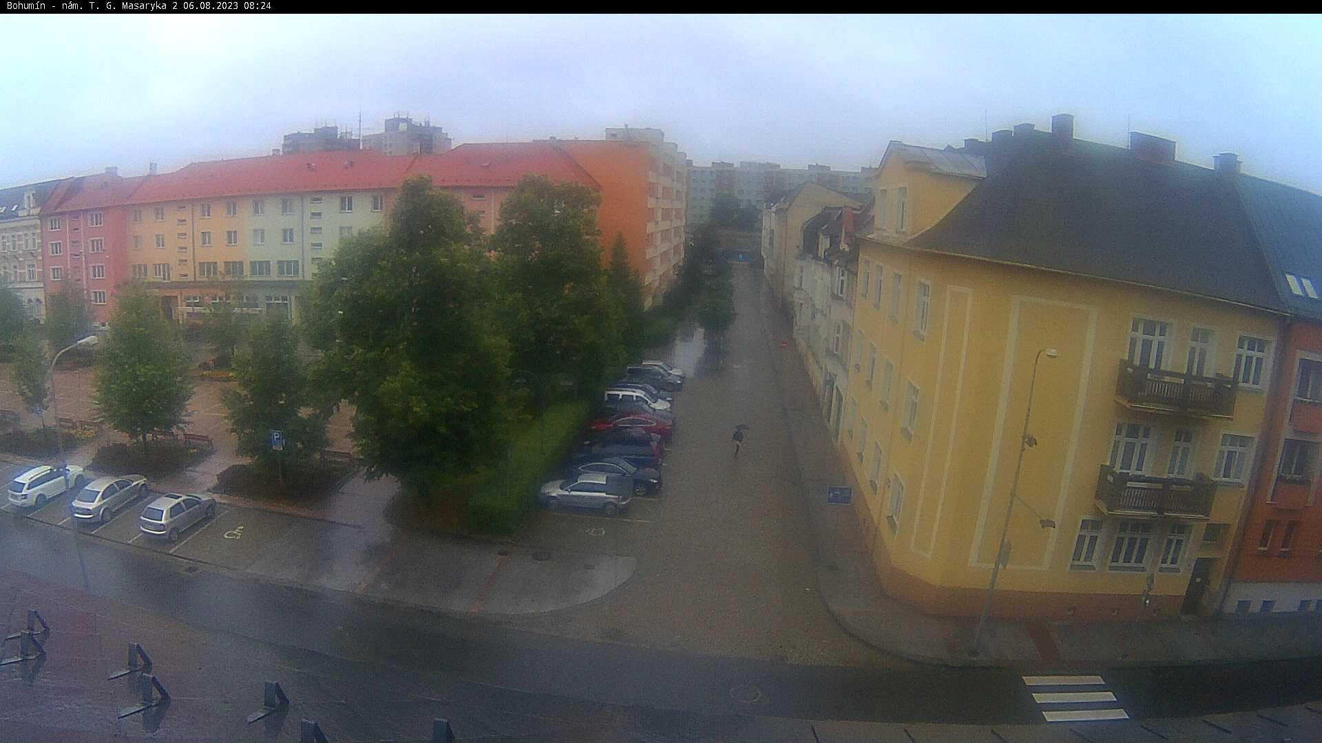 Bohumín Live Cam, Czech – Masaryk Square